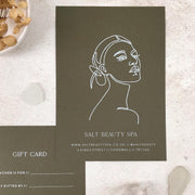 A6 Recycled Gift Voucher