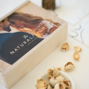 Heirloom Natural Birch Print Box