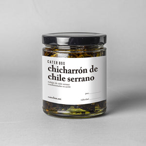 Chicharrón de Chile Serrano