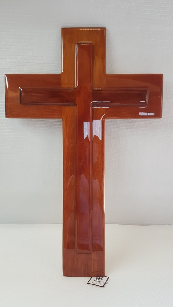 Large Hanging Wall Cross (i37)