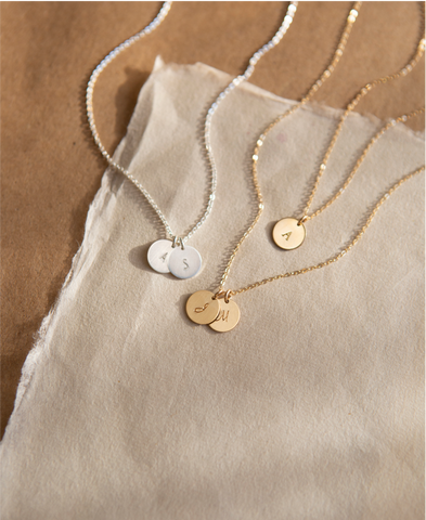 Personalized Lor Necklace