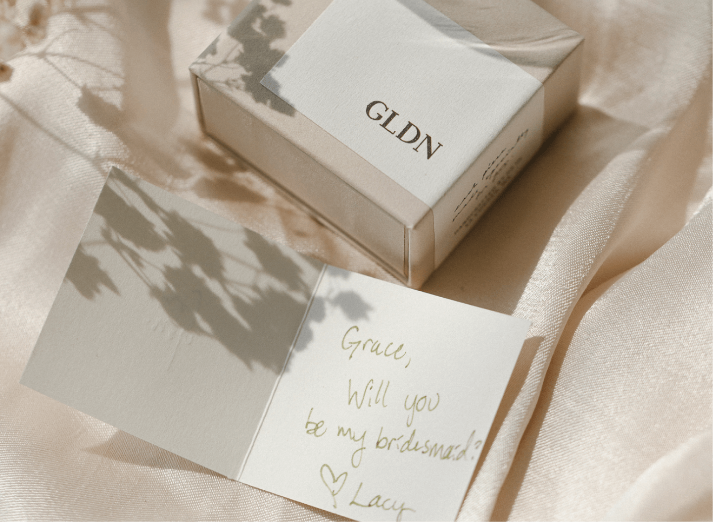 GLDN Packaging