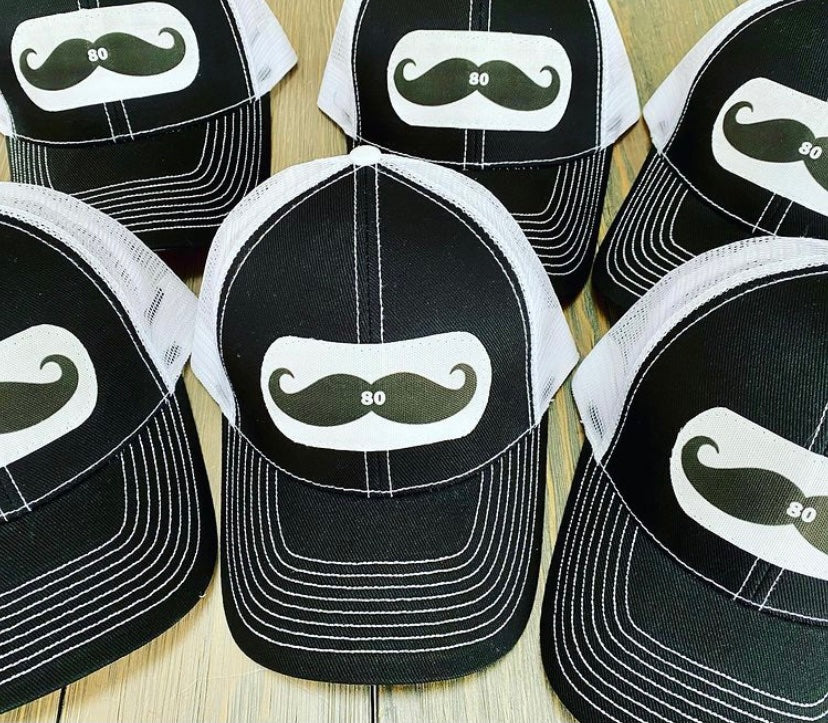 Mustache Hat Party Favors