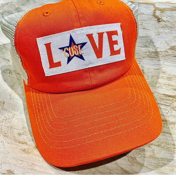 College LOVE Hats