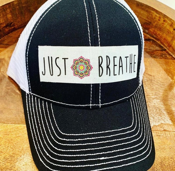 Just Breathe Hat