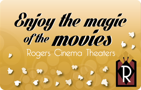 Rogers Cinema Gift Card
