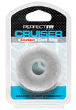 Cruiser Ring 2.5in SilaSkin Clear