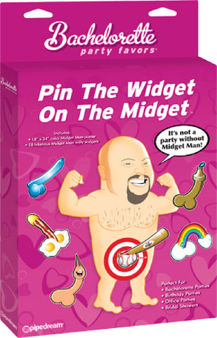 Pin The Widget On The Midget