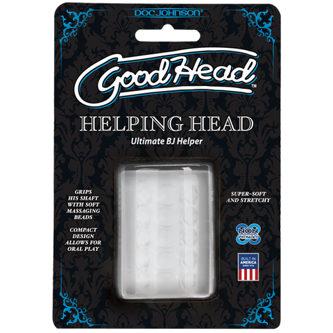 Helping Head (Clear)