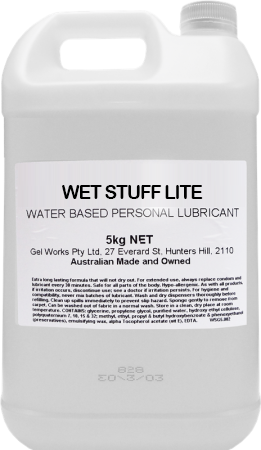 Wet Stuff Lite - Pop Top Bottle (5kg)