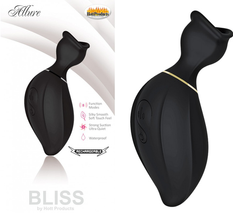 Allure - Bliss Collection (Black)