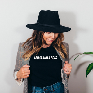 Mama and a Boss | Unisex