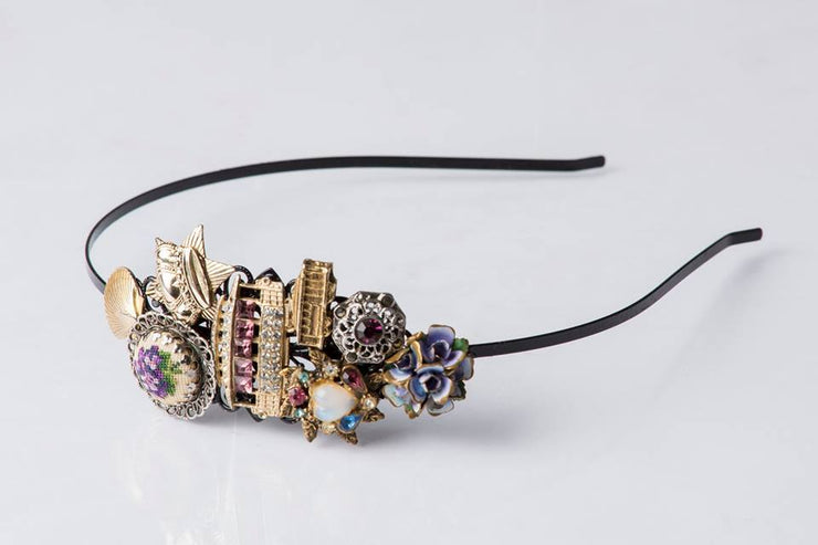 The San Francisco Vintage Jewelry Collection Headband