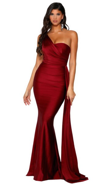 Portia & Scarlett Style PS6321- Deep Red