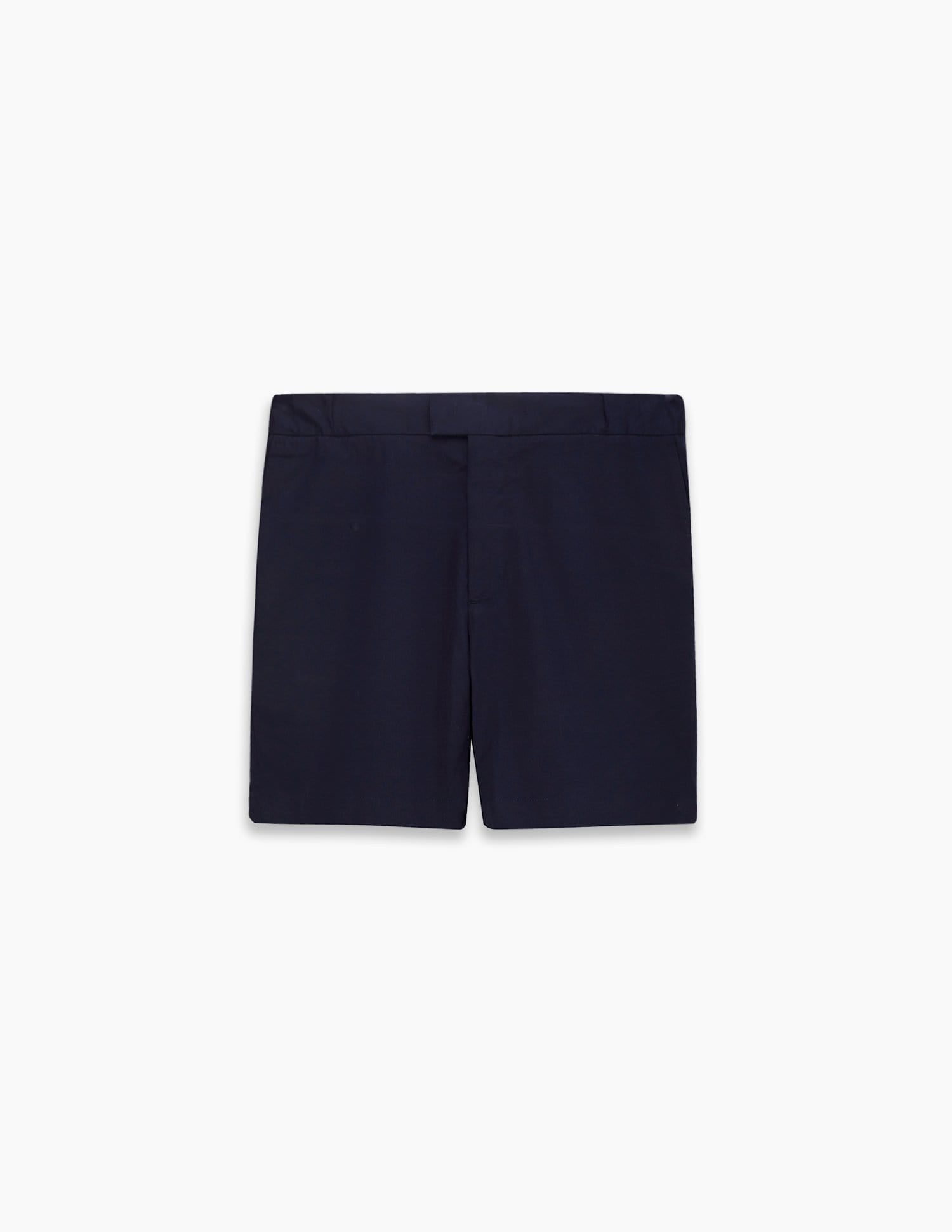 The 12 Shorts || Navy | Stretch Cotton