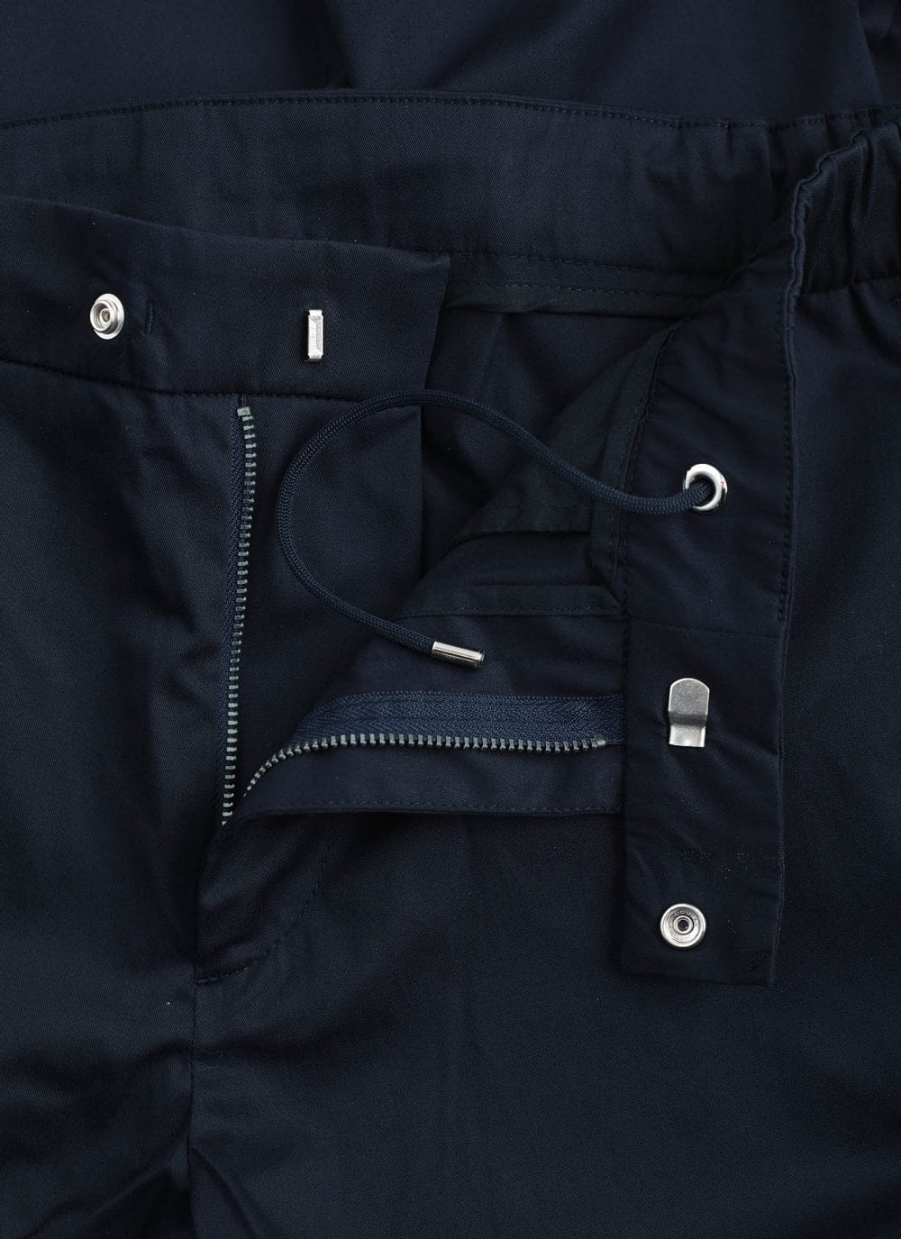 The 24 Trouser || Navy | Stretch Cotton