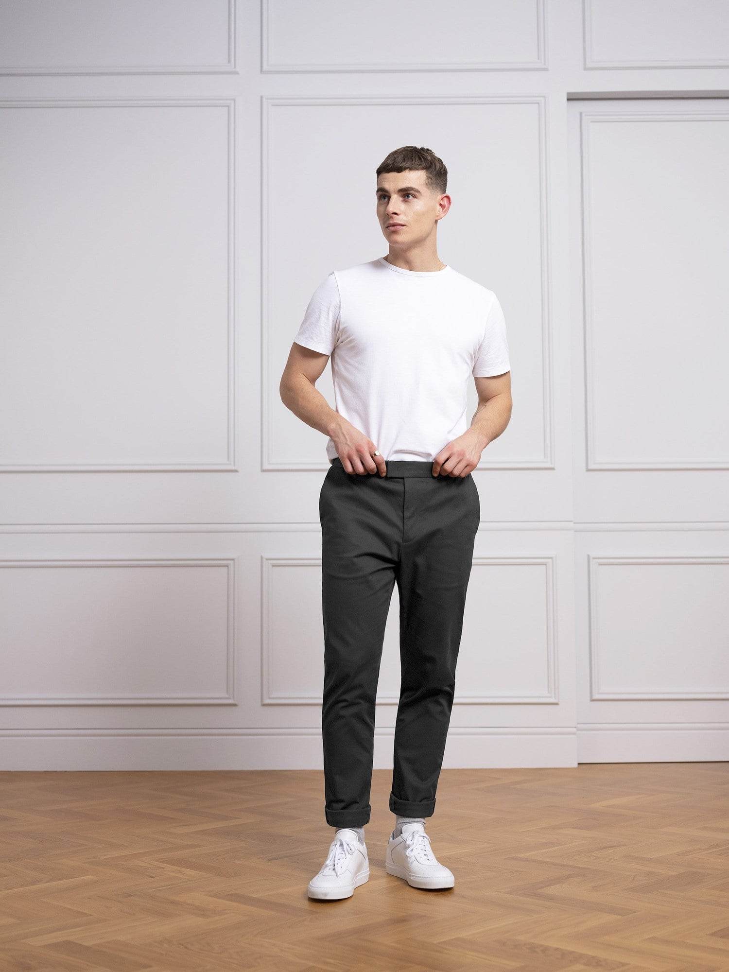 The 24 Trousers Heavyweight || Slate Grey | Heavyweight Edition