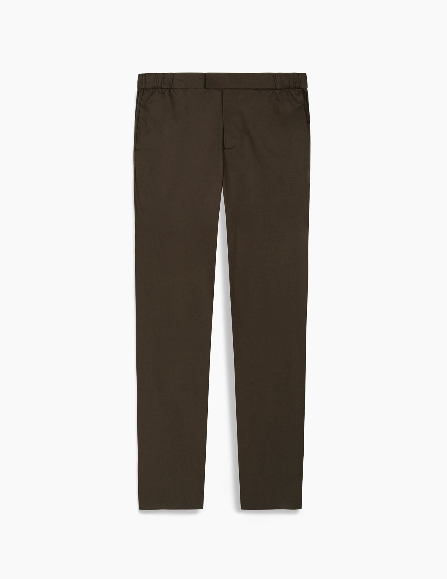 The 24 Trouser || Moss | Stretch Cotton