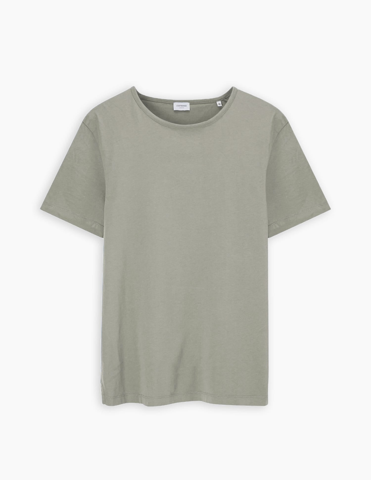 The Tailored Tee Organic || Sage | Organic Cotton