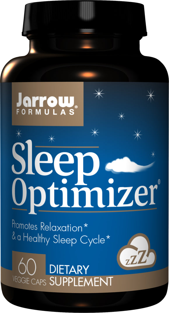 Sleep Optimizer - 60 Veggie Caps