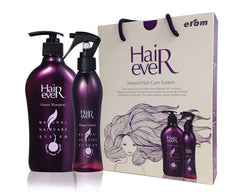 Hairever Natural Shampoo Set