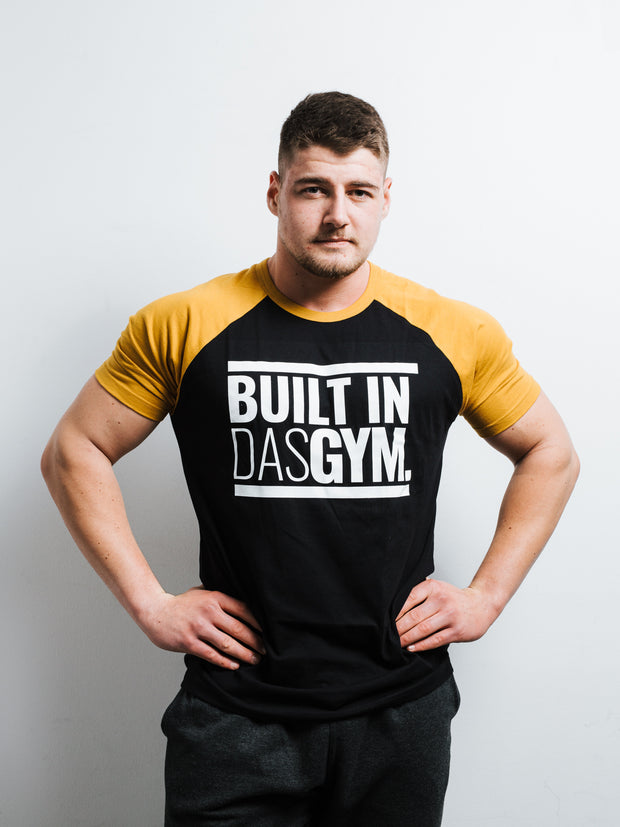 LIMITED EDITION: BUILT IN DAS GYM