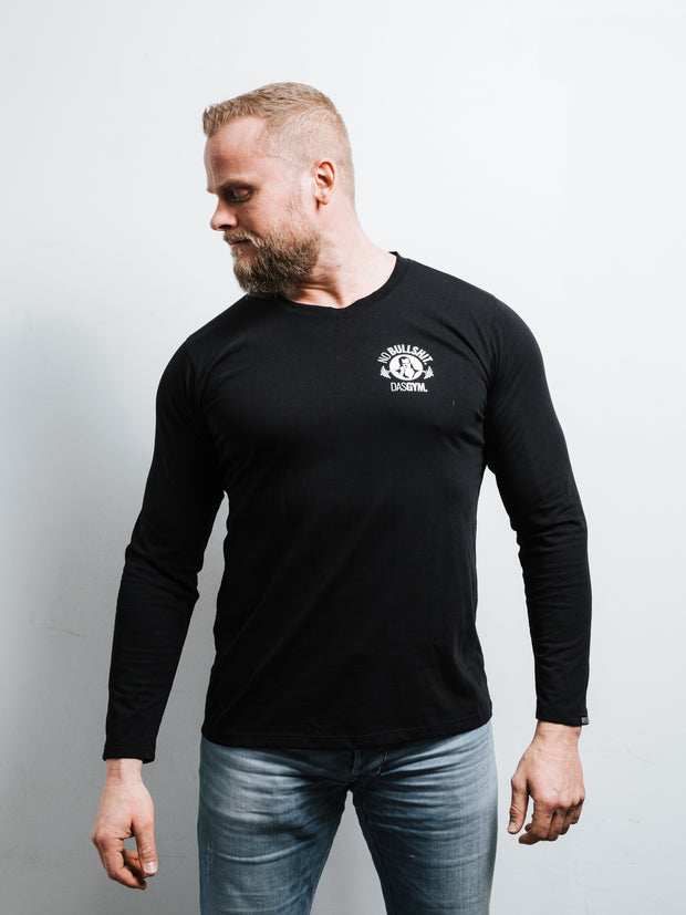 PERFORMANCE LONGSLEEVE - BLACK