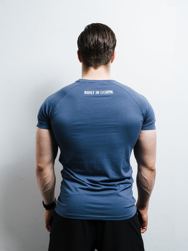 PERFORMANCE SHIRT - BLUE