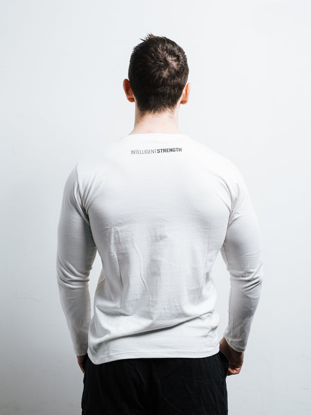 PERFORMANCE LONGSLEEVE - WHITE