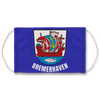 Bremerhaven Wappen Sublimation Face Mask