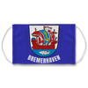 Bremerhaven Wappen Sublimation Face Mask + 10 Replacement Filters