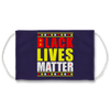 Black Lives Matter Sublimation Face Mask