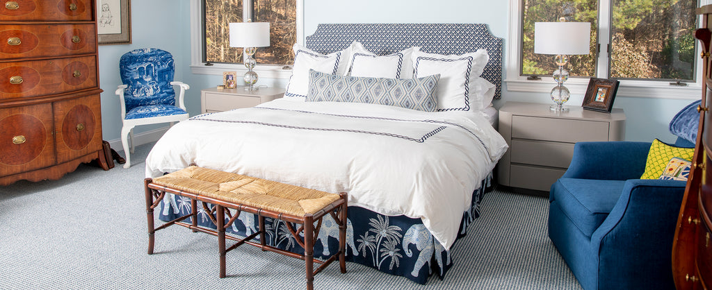 Create Your Own Bedding I Loom Decor