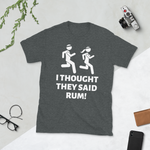 Load image into Gallery viewer, Run or Rum? Tee