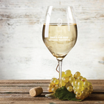 Load image into Gallery viewer, White Wine Glass