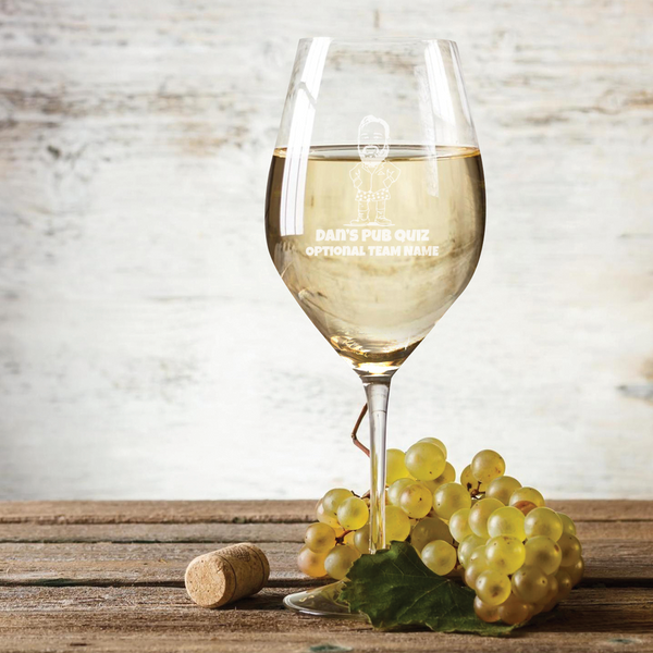 White Wine Crystal Glass