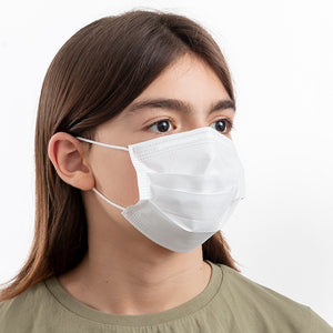 Disposable Face Masks for Kids & Adults - 60 Pack