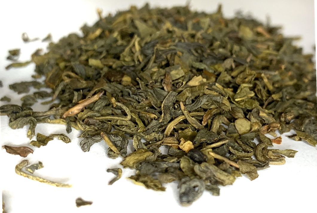 Leafy Love Orange Jasmine Green Tea Blend - Leafy Love Herbal Tea Blends