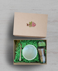 Leafy Love Traditional Matcha Gift Set