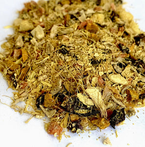 Leafy Love Golden Glow Blend - Leafy Love Herbal Tea Blends