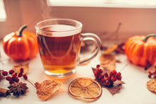 Load image into Gallery viewer, Leafy Love Herbal Pumpkin Spice Blend - Leafy Love Herbal Tea Blends