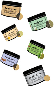 Leafy Love Traditional Matcha Gift Set - Leafy Love Herbal Tea Blends