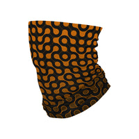 Cells - Orange - Tubular Bandana