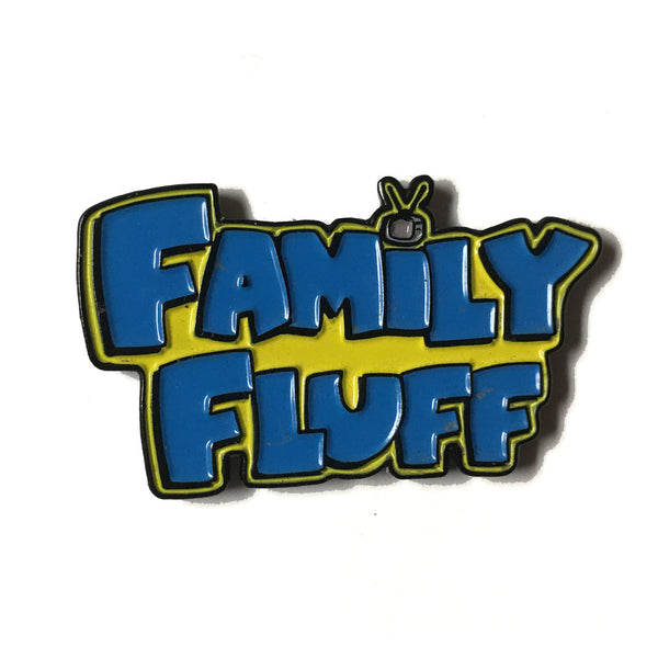 Family Fluff - Hat Pin