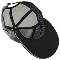 Black and Gray - Hemp Trucker