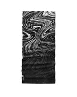 Melt - Black/White - Tubular Bandana