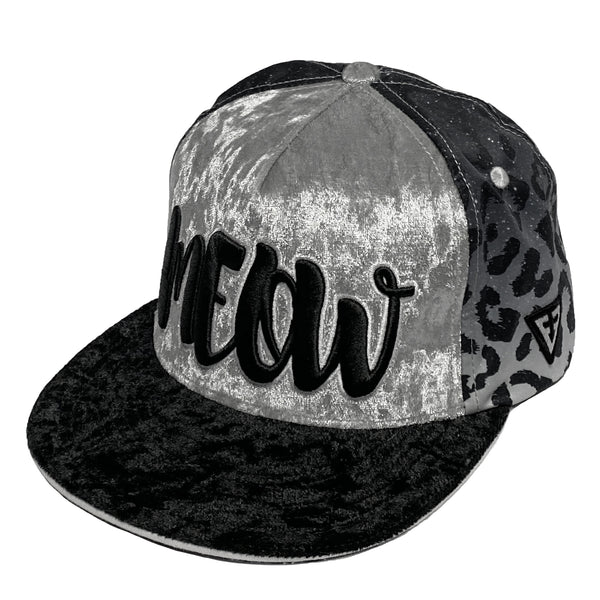MEOW - Snow Leapord - Snapback