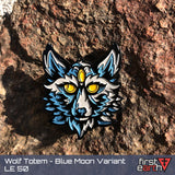 Wolf Totem - Hat Pin