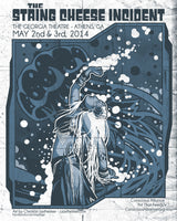 String Cheese Incident Screen Print