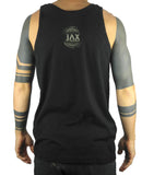 Mayan Crop Circle - Gold - Unisex Tank Top